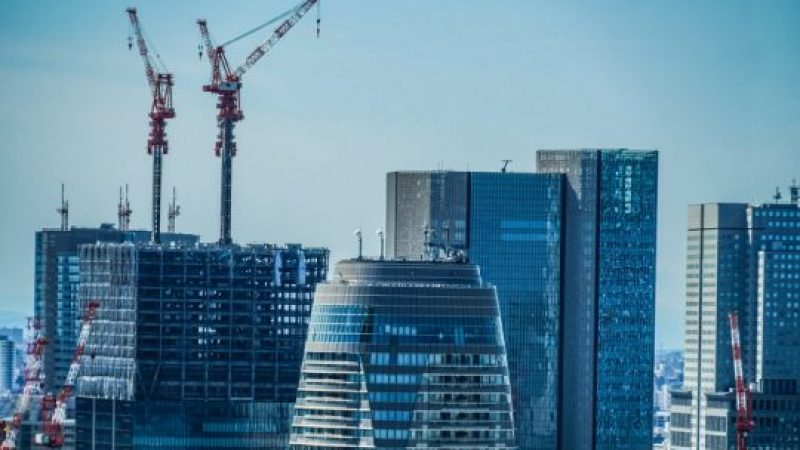 建設工事費は近年どれくらい上昇しているのか?