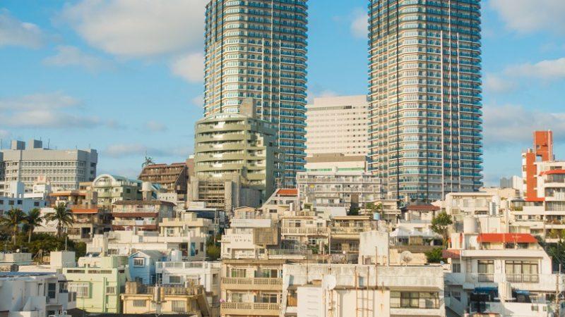 沖縄県における持ち家比率について