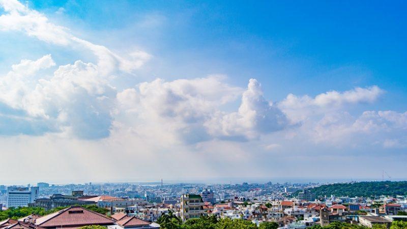 沖縄県の不動産市況をDIで考える